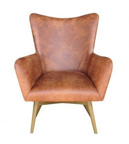 Armchair Wesley Leather