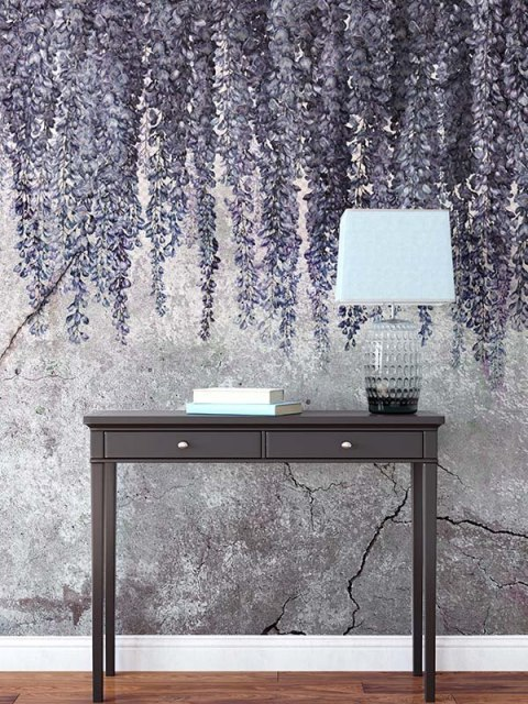 Wallpaper Wisteria