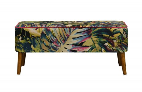 Bench Monstera Fluo