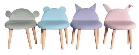Stool Animals