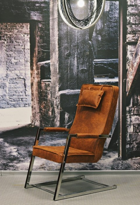 Armchair Finley Leather