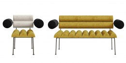 ROLL & ROLL 2 + 1 Furniture set